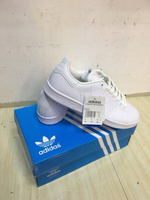 Used Adidas Stan Smith white 40 size (36-45) in Dubai, UAE