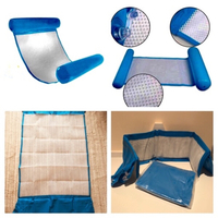 Used Inflatable water floating hammock 2pcs in Dubai, UAE