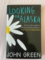 Used Looking For Alaska Book by John Green in Dubai, UAE