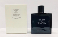 Used Bleu de Chanel EDT 100 ml tester in Dubai, UAE