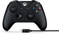 Used Xbox one Controller +Cable for Windows  in Dubai, UAE
