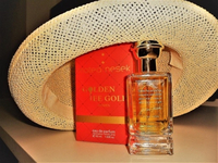 Used Golden tee Golf perfume 50ml EDP in Dubai, UAE