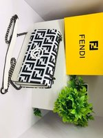 Used •1 Fendi Sling Bag + Fendi Box *2 Stocks in Dubai, UAE