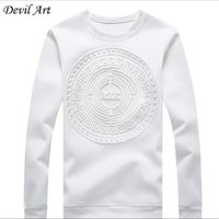 Used Beautiful white pullover for him size 2X in Dubai, UAE