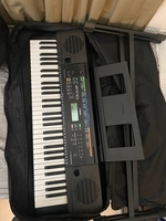 Used Yamaha keyboard 🎹 psr e253 in Dubai, UAE