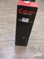 Used Gaming RGB keyboard and mouse pad in Dubai, UAE