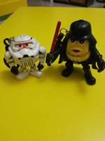 Used New M&M licensed Keychains. Whith Light. in Dubai, UAE