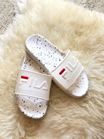 Used Sport slippers white size EU 38 in Dubai, UAE
