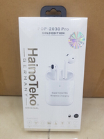 Used Haino Teko Original POP-2030 Pro Earpods in Dubai, UAE