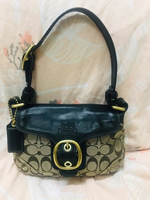 Used Coach Signature C Leather Handbag in Dubai, UAE