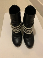 Used Chanel boots in Dubai, UAE