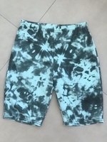Used Prettylittlething tie dye shorts  in Dubai, UAE