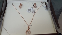 Used Aigner Necklace and Earring set in Dubai, UAE