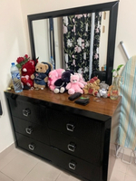 Used Large Dressing Table with good space  in Dubai, UAE