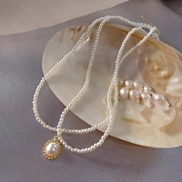 Used Double pearl necklace in Dubai, UAE