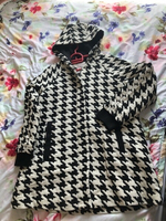 Used Zara coat with hood in Dubai, UAE