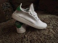 Used Adidas PW white size 43.5, new in Dubai, UAE