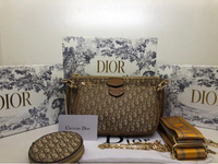 Used New Dior bags 3 in 1..offer discount 80% in Dubai, UAE