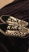 Used Vans checkered size 37/38 in Dubai, UAE