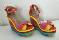Used Wedge sandals size 40 in Dubai, UAE