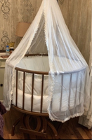 Used Mon ami Baby Cot with swing,mattress set in Dubai, UAE
