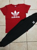 Used New addidas training suit for boys 10-12 in Dubai, UAE