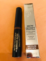 Used Lancôme eyebrows filler medium brown in Dubai, UAE