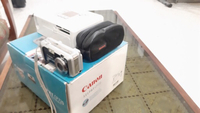 Used Canon camera+accessories+camera printer  in Dubai, UAE