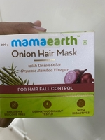 Used mama earth hair mask  in Dubai, UAE