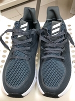 Used Adidas Sneakers Grey AlphaBounce43 size in Dubai, UAE