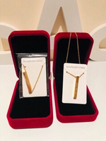 "Used ""Never give up"" necklaces 2 pcs in Dubai, UAE"