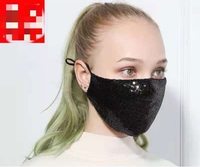 Used Fashion Mask with Medical Filter, New in Dubai, UAE