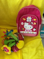 Used Girls bag and toy in Dubai, UAE