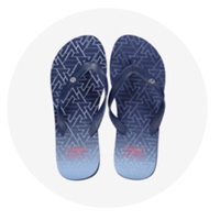 Used Flip flop men size 40-41 in Dubai, UAE