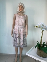 Used Laura Ashley silk Dress size UK12 in Dubai, UAE
