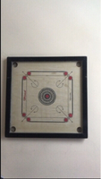 Used Carrom Board with coins and powder in Dubai, UAE