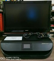 "Used Sencor 22"" LCD TV & HP Deskjet ink 4535 in Dubai, UAE"