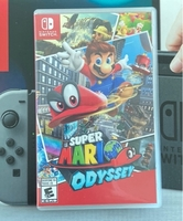 Used Mario Odyssey (Nintendo Switch) in Dubai, UAE