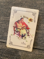 Used Norman Rockwell Playing cards deck ♠️  in Dubai, UAE