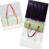Used  Authentic LV Peppermint Bedford Bag  ♥️ in Dubai, UAE