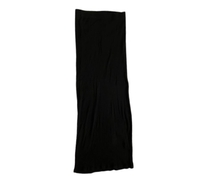Used Long Black Tight-fitting Skirt in Dubai, UAE