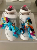 Used Emilio Pucci girls sneakers size 34 in Dubai, UAE
