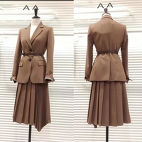 Used New blazer and skirt set size S/M in Dubai, UAE