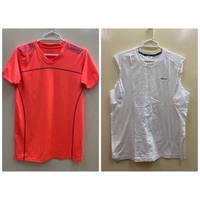 Used 2ps branded Gym Shirts in Dubai, UAE