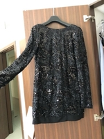 Used Bcbg max azria sequin dress in Dubai, UAE