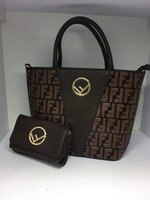 Used •2 Fendi Shoulder Bag + Wallet *3 Stocks in Dubai, UAE