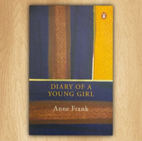 Used The diary of a young girl-Anne Frank in Dubai, UAE