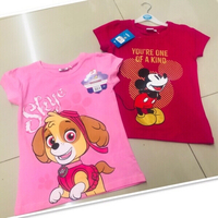 Used 2 PCs Tee-Shirt for girls  size 8/9 ♥️ in Dubai, UAE