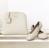 Used Authentic DKNY bag & shoes in Dubai, UAE