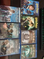 Used All Harry Potter DVD Set, except part 4 in Dubai, UAE